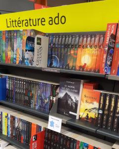 Les romans chez U technologie Mayenne
